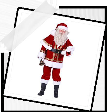 Kerstman Huren Amsterdam - Kerstman op bezoek Amsterdam - Kerstman Amsterdam